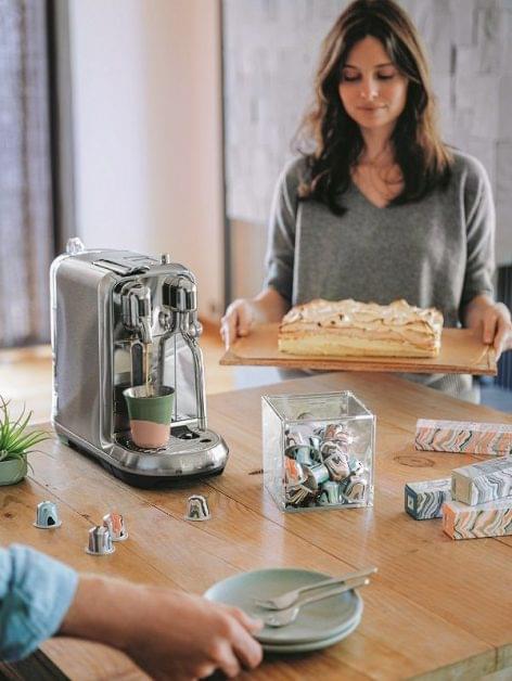 Skandináv életérzést varázsol otthonába a Nespresso téli kávékollekciója