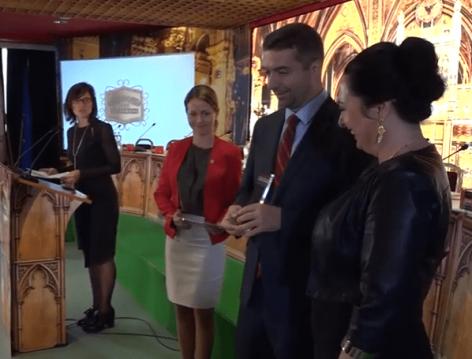 Magyar Termékekért Nívódíjat kapott a Coop a Business Days-en