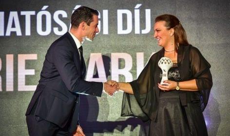The dm won Trust Award
