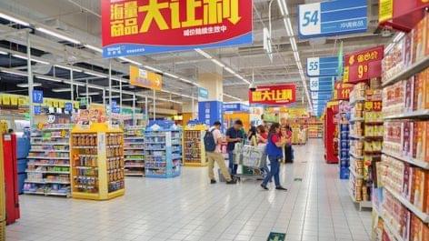 500 új boltot nyit a Walmart Kínában