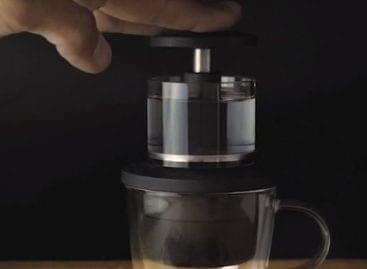 Zsebre rakható kávéfőző – A nap videója