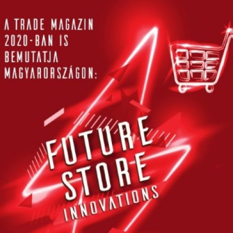 Future Store Innovations <br> Sirha Budapest  2020. február 4–6.