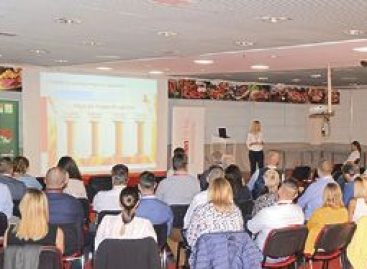 Auchan assists Hungarian products