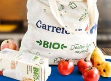 Megnyílt a Carrefour első bioboltja Lengyelországban