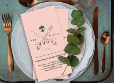 The menu of Buda has been completed