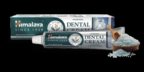 HIMALAYA ajurvédikus fogkrém sóval 100 g