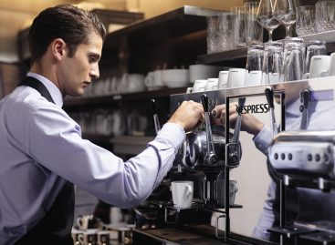 Jó kávé nélkül nincs elégedett éttermi, sem szállóvendég