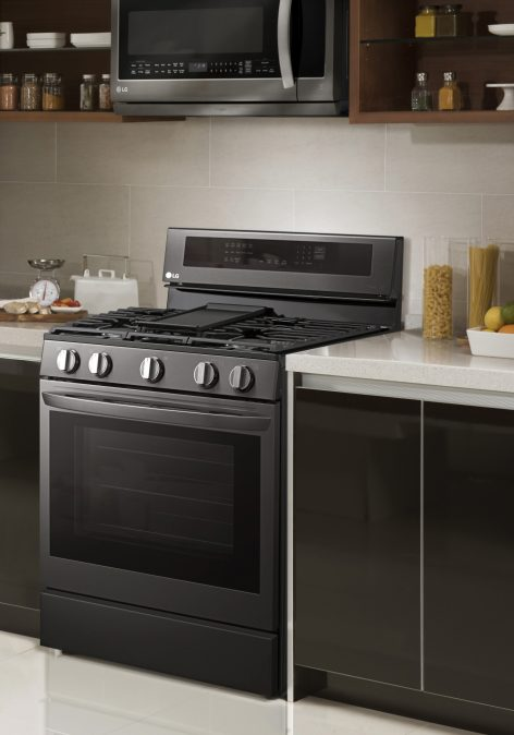LG's new nuclear-hot ovens offer some of the fastest cooking times ever