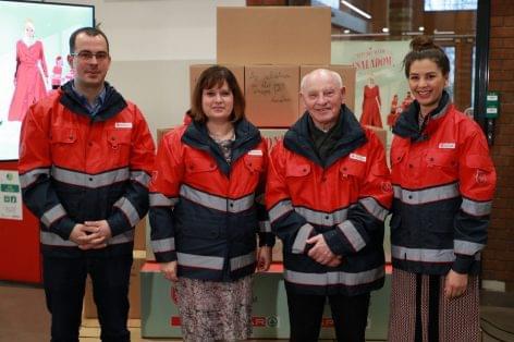 (HU) Adni Öröm! – közösséget épített a Magyar Máltai Szeretetszolgálat és a SPAR kezdeményezése
