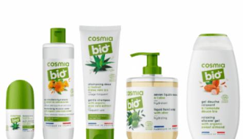 Organikus higiéniás és szépségápolási termékek az Auchantól