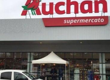 A hazai borokra fókuszál az Auchan borhete
