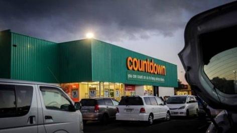 Megnyitja Új-Zéland első darkstore-ját a Countdown