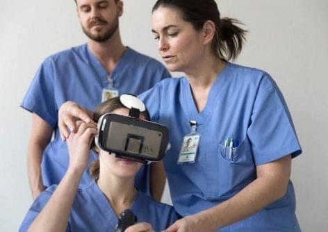 VR applikáció tanít a helyes kézmosásra