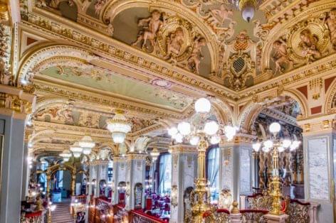 CNN Travel: Budapesten van a világ legszebb kávézója