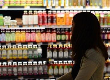 5 százalék fölött az élelmiszer-áremelkedés