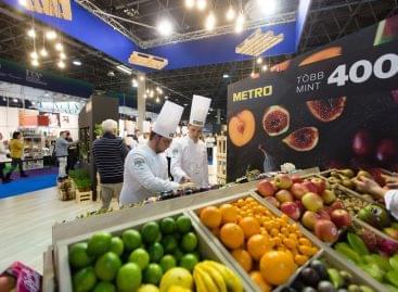 Bocuse-piacozás és digitális műhely a Sirha METRO-standján