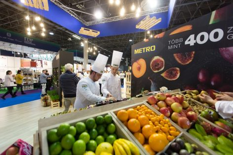 Bocuse marketing and digital workshop at Sirha's METRO stand