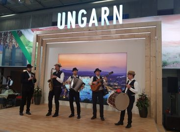 Hungary awaits the visitors to the Berlin International Green Week with artisanal delicacies and heritage preservation programs