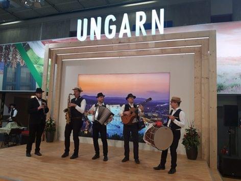 Kézműves finomságokkal és hagyományőrző programokkal várja Magyarország a berlini Nemzetközi Zöld Hét látogatóit