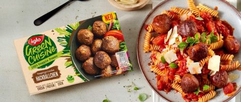 Frozen Food Company Iglo Launches 'Green Cuisine' In Germany