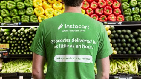 Instacart sees 2020 as 'the year of grocery pickup'