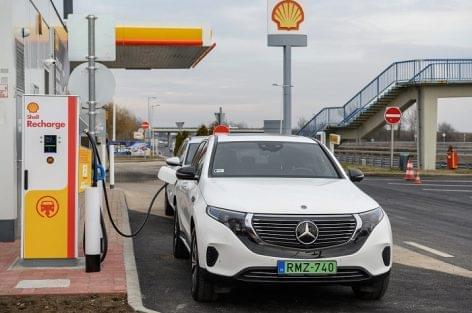A SHELL Közép- és Kelet-Európában is megtette az első lépéseket az elektromos töltők piacán