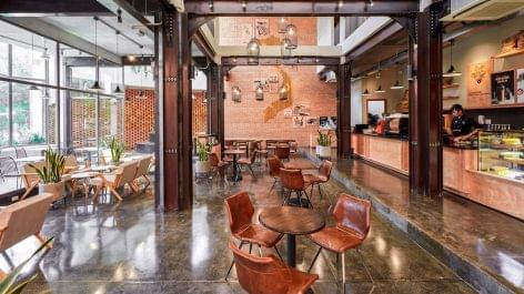 Starbucks Vietnam opens new concept store at Ecopark