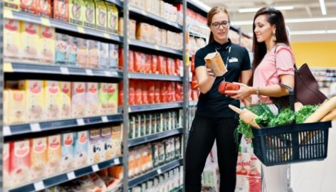 Maxima Implements AI-Based Solutions In Grocery Retail