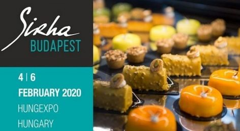 The Sirha Budapest International Food Exhibition will be held between February 4-6
