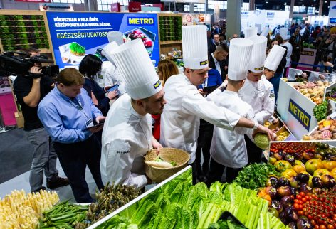 A fejes káposzta lett a kötelező zöldséghozzávaló a Bocuse döntőn