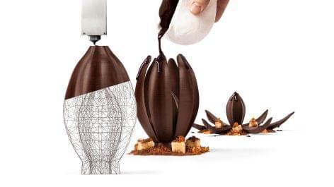 Barry Calebaut: csokoládé 3D-nyomtatóval