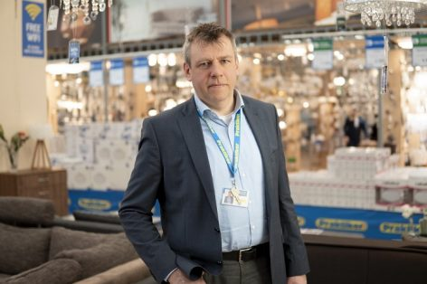 New supply chain director at Praktiker