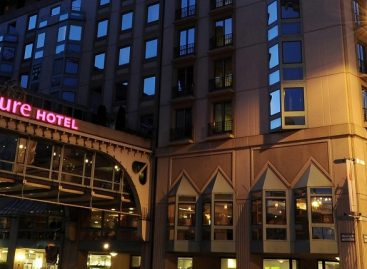 The Mercure Budapest Korona became Hotel of the Year