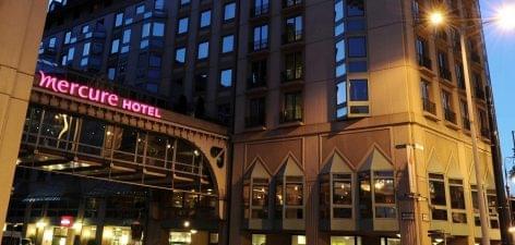 A Mercure Budapest Korona lett az év szállodája