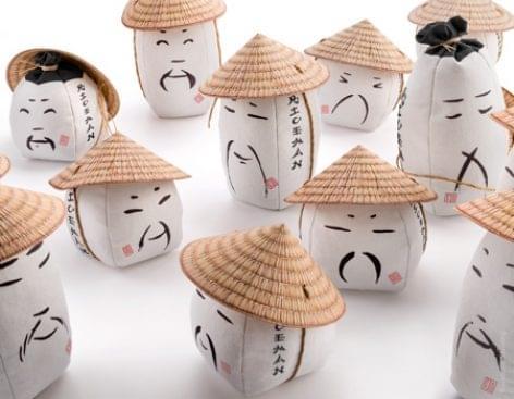Riceman, a praktikus és szellemes rizscsomagolás – A nap képe