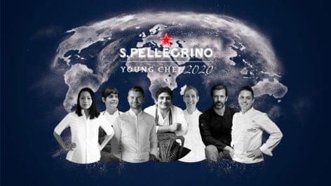 A S.Pellegrino bemutatta a Young Chef 2020 nemzetközi döntőjének zsűritagjait