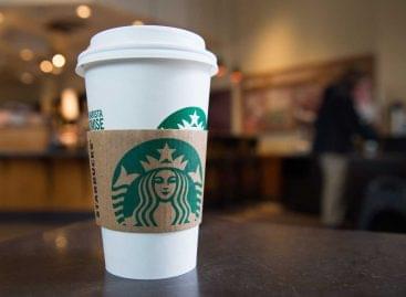 Karbonsemleges zöld kávé a Starbucks-tól