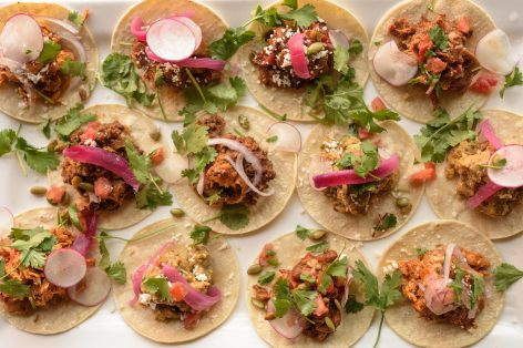 Taco and catering – Picture of the day