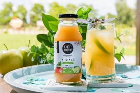 Friss étkezési almájából készíti a Dér Juice-t a Bold Agro