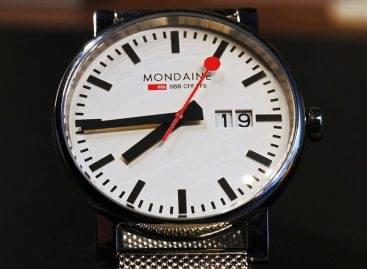 Csökkent a svájci órák eladása tavaly