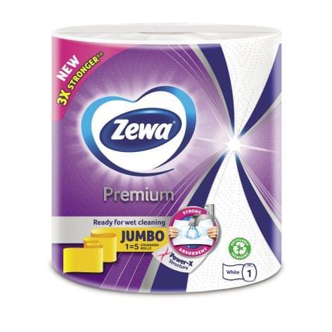 Zewa prémium háztartási papírtörlő család
