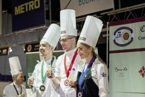 Chaine des Rôtisseurs ifjúsági szakácsverseny