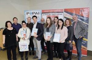 POPAI Student Design Awards 2019 - gyóztesek