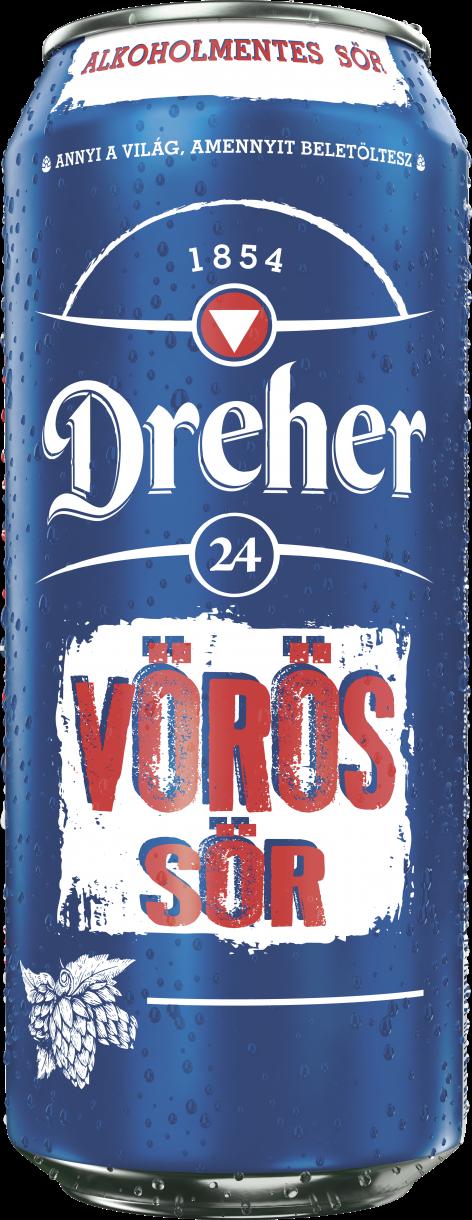 Dreher 24 Red Beer