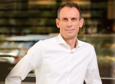 Új ügyvezető a magyarországi McDonald's élén