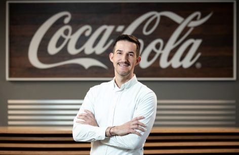 Eipl Vilmos became Coca-Cola's connection manager