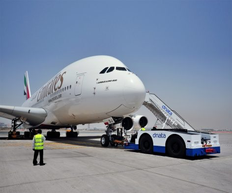 Emirates Airline reacts to Covid19