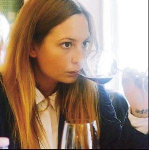 Magyar sommelier bajnokság - Victoria Evans