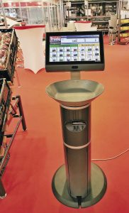 FutureStore-Bizerba-mérleg