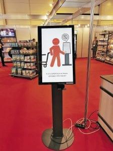 FutureStore-Bizerba-innovatív kiosk